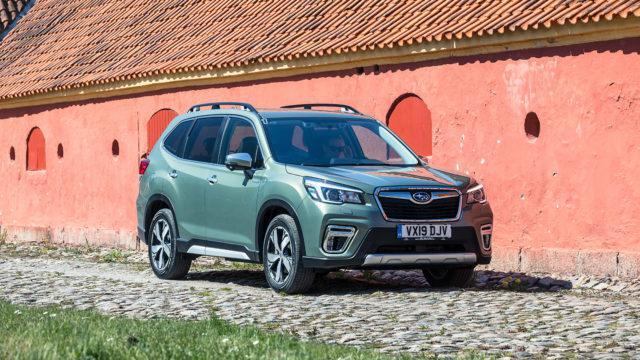 Maistiainen: Subaru Forester e-Boxer – viidennen kerran hiottu