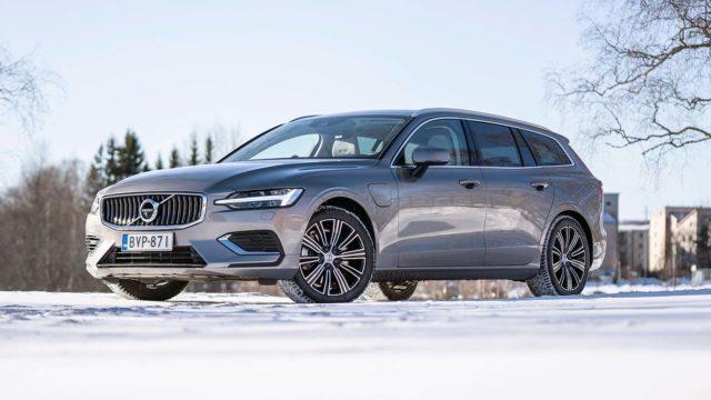 Koeajo: kaasujalkaa kutkuttaa – Volvo V60 T8