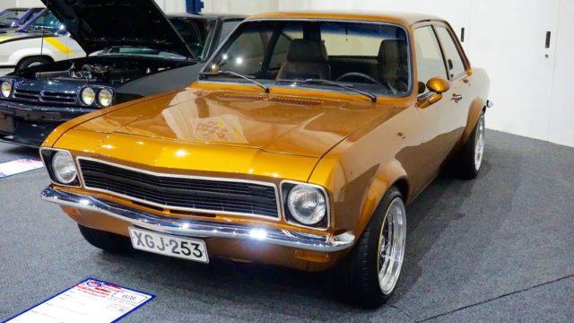Opel Ascona A 2,2 ACS American Car Show