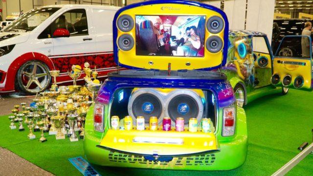 Ground Zero Mini American Car Show ACS