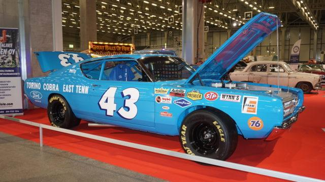 Ford Nascar Torino 1969 Richard Petty