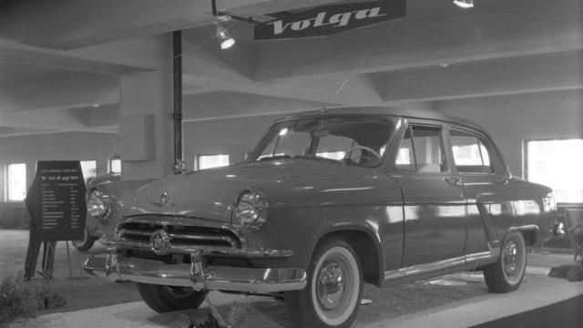 GAZ M21 Volga