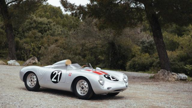 Porsche 550 A Spyder - RM Sotheby's