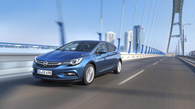 Opel takuu Insignia Astra varustelu