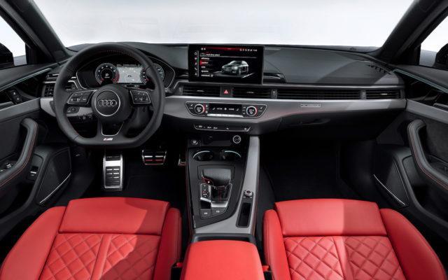 Audi A4 -mallisto