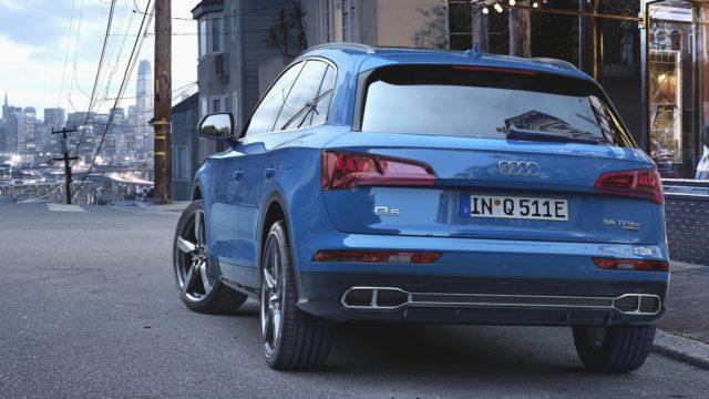 Audi Q5 55 TFSI e quattro lataushybridi