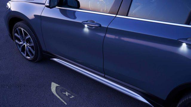 BMW X1 valo