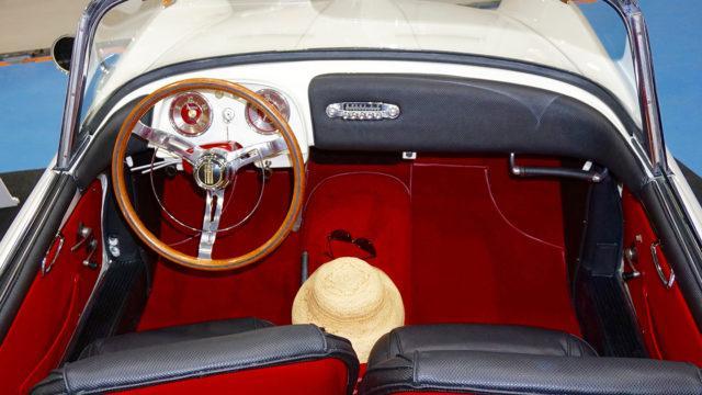 Fiat 1100 Turismo Veloce Trasformabile 1956