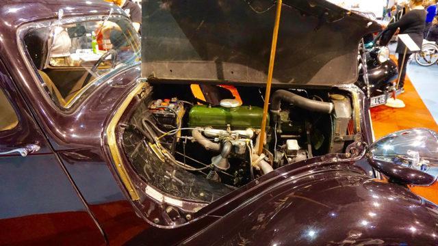 Citroen 11A Faux-Cabriolet