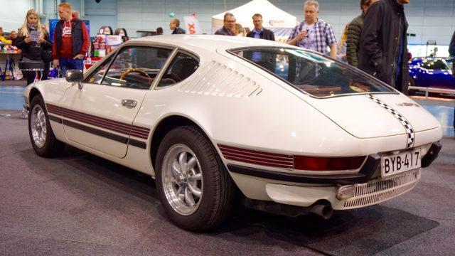 Classic Motorshow VW SP2