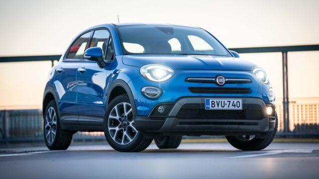 Koeajo: uutta moottorimatikkaa – Fiat 500X
