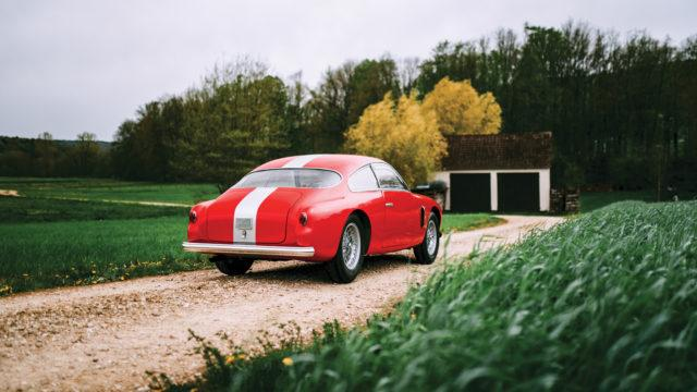 Maserati A6G/2000 Berlinetta Zagato rear - RM Sotheby's