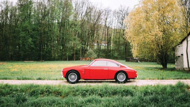 Maserati A6G/2000 Berlinetta Zagato side - RM Sotheby's