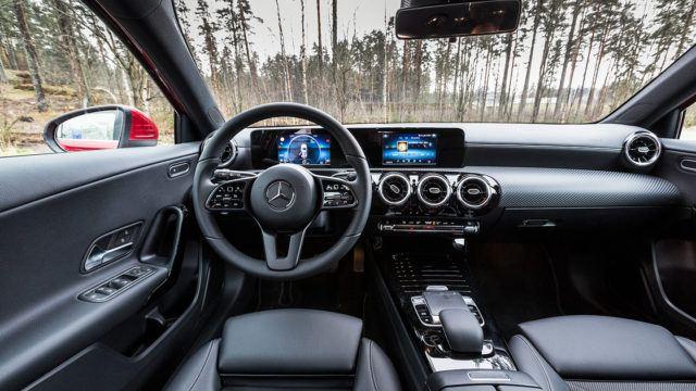 Mercedes-Benz A 180d