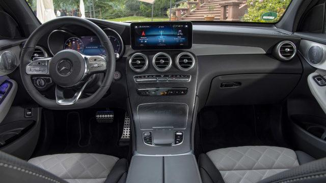 Mercedes-Benz GLC 300d
