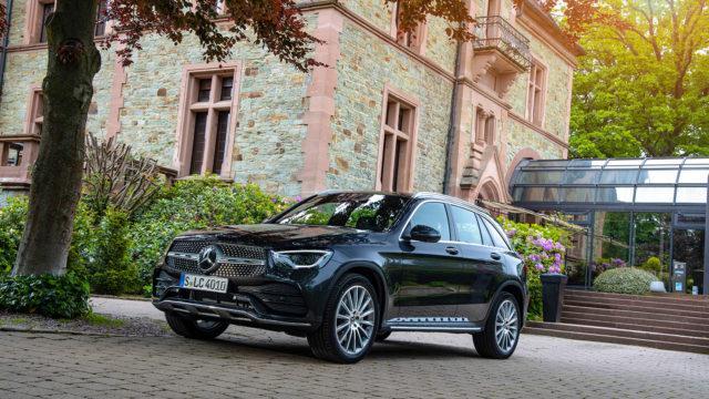 Maistiainen: Mercedes-Benz GLC 300 d – suosikki uudistuu