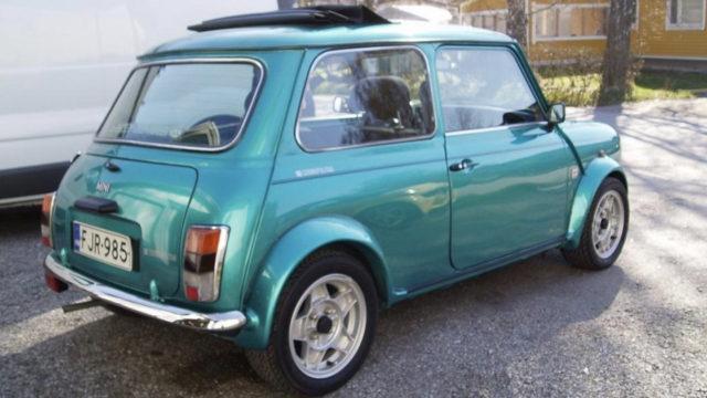 Mini Cooper sivulta - Tori.fi