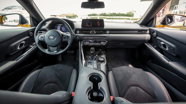 Toyota GR Supra Toyota Supra