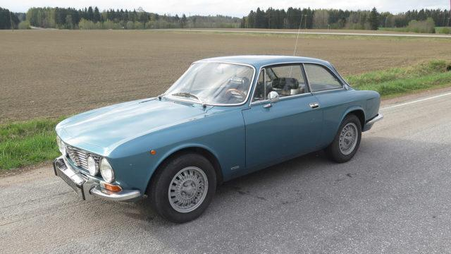 Triangle Motors / Alfa Romeo 2000 GTV
