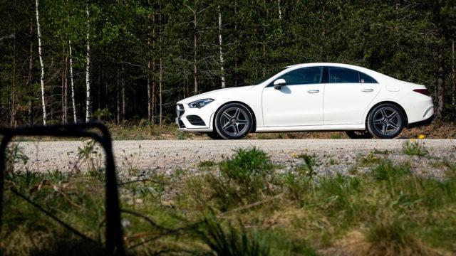 ensivaikutelmia autoista / Mercedes-Benz CLA 200