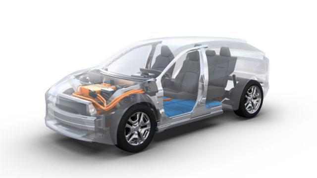 toyota sähköauto