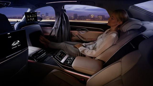 Tähtäimessä Maybach: Audi suunnittelee A8:n luksusversiota