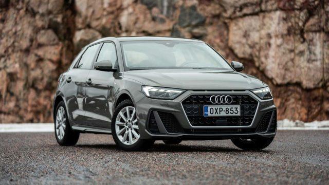 Koeajo: Perheen pienimmäinen miehistyi – Audi A1