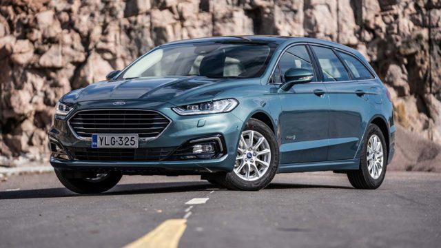 Koeajo: monikäytön mestari – Ford Mondeo Wagon Hybrid
