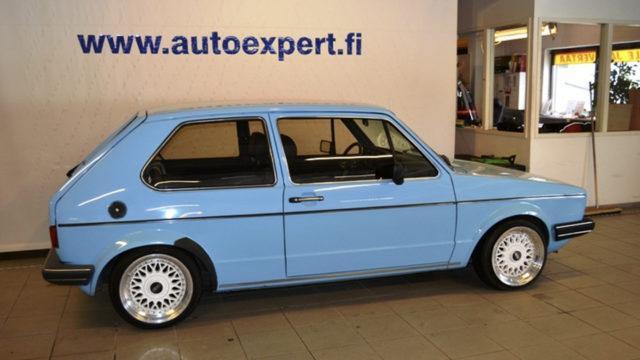 Volkswagen Golf mk1 kylki - Tori.fi