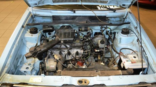 Volkswagen Golf mk1 moottori - Tori.fi