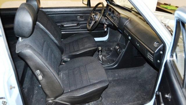 Volkswagen Golf mk1 sisusta - Tori.fi