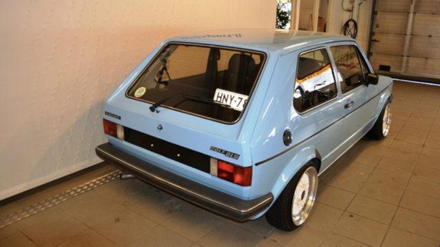Volkswagen Golf mk1 takaa - Tori.fi