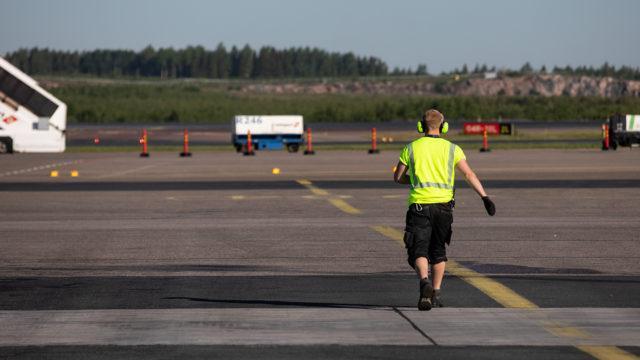 Norwegian_Airpro_lentokenttä