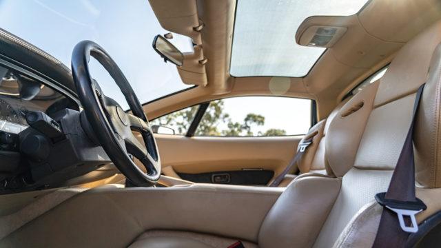 Jaguar XJ220 sunroof - RM Sotheby's
