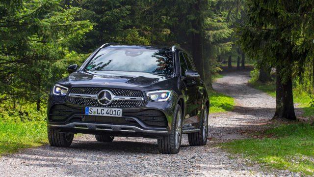 Koeajo: se toinen kotimainen uusiksi – Mercedes-Benz GLC