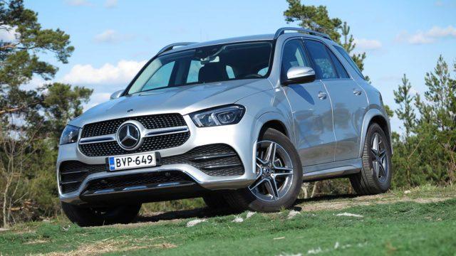 Koeajo: kuka kaipaa kuutosta – Mercedes-Benz GLE