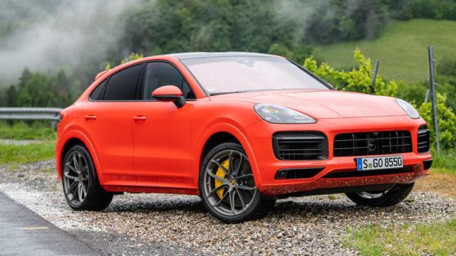 Koeajo: viistokaton viemää – Porsche Cayenne Coupé