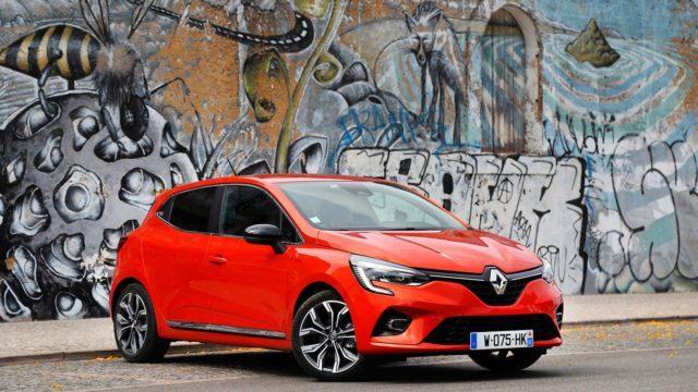 Koeajo: valttina ajettavuus – Renault Clio