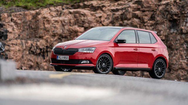 Koeajo: tahtoo sportiksi – Škoda Fabia Monte Carlo