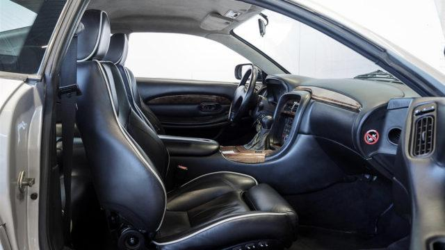 Aston Martin DB7 V12 Vantage sisusta - Tori.fi