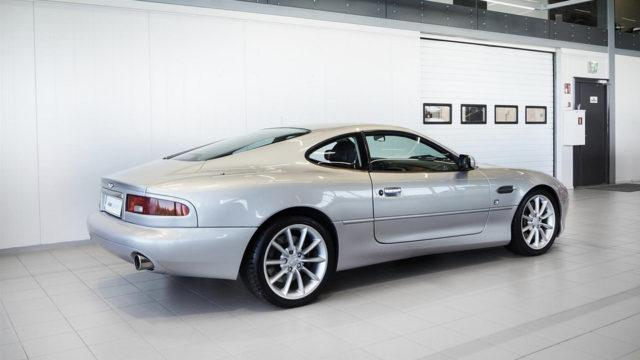 Aston Martin DB7 V12 Vantage takakylki - Tori.fi