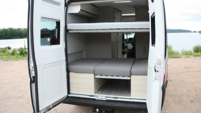 Adria Twin Plus 600 SPB Family