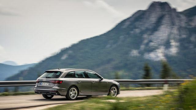 Koeajo: Audi A4 – uusi kuori, vanha mainio sisältö