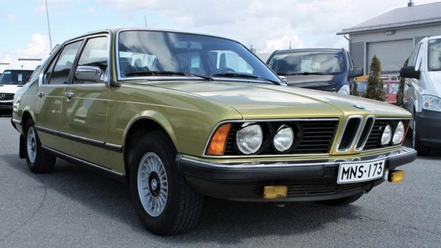 BMW 733i etuoikea - Tori.fi