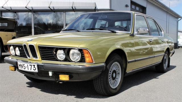 BMW 733i etuvasen - Tori.fi