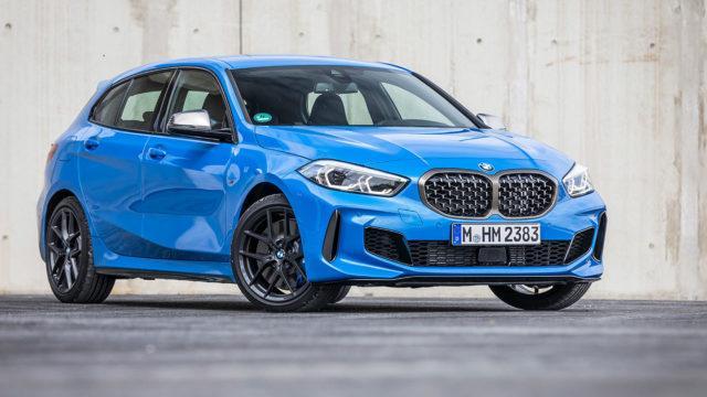 Koeajo: BMW 1-sarja – etuvedon ehdoilla ja edellytyksillä