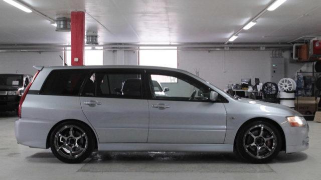 Mitsubishi Lancer Evolution IX GT Wagon - Tori.fi - sivu
