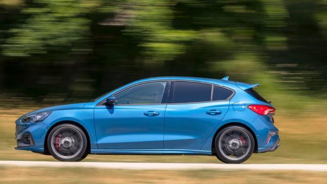 Koeajo: Ford Focus ST saa lisää löylyä, mutta suosittu diesel ei tule Suomeen