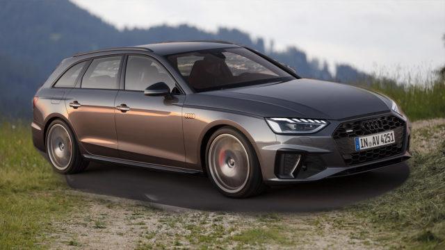 Maistiainen: Audi A4 ja salatut kuvat