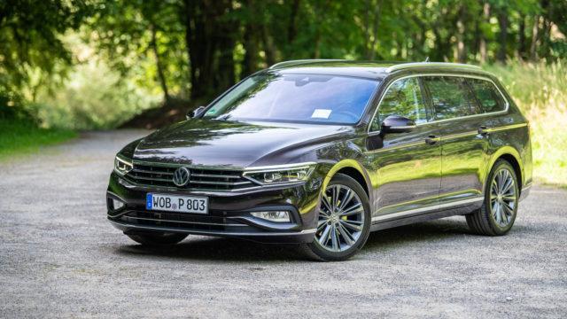 Koeajo: Päivitetty ja hienosäädetty Volkswagen Passat